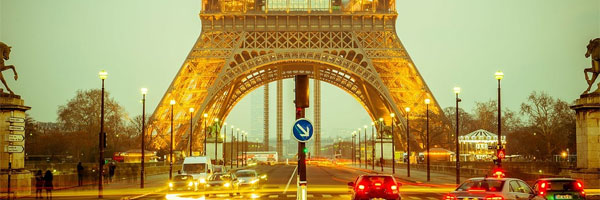 travel destinations paris - 5 Travel Destinations that can be used for Airplane Themed Slot Games